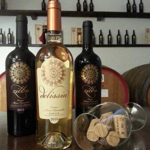 #cantinacanneddu #zibbo #delissia #cannonau #granatza #mamoiada #wine