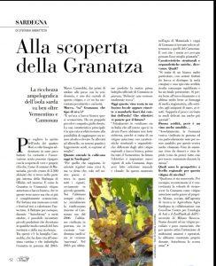 cantinacanneddu, #granatza, #igrandivini #delissia